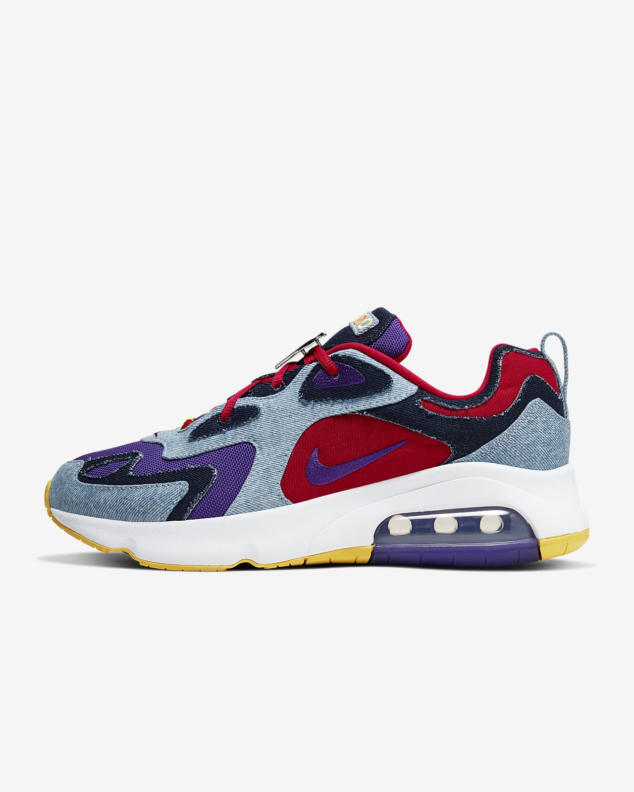highly coveted range of new design boy Nike Air Max 200 SP Men's Shoe