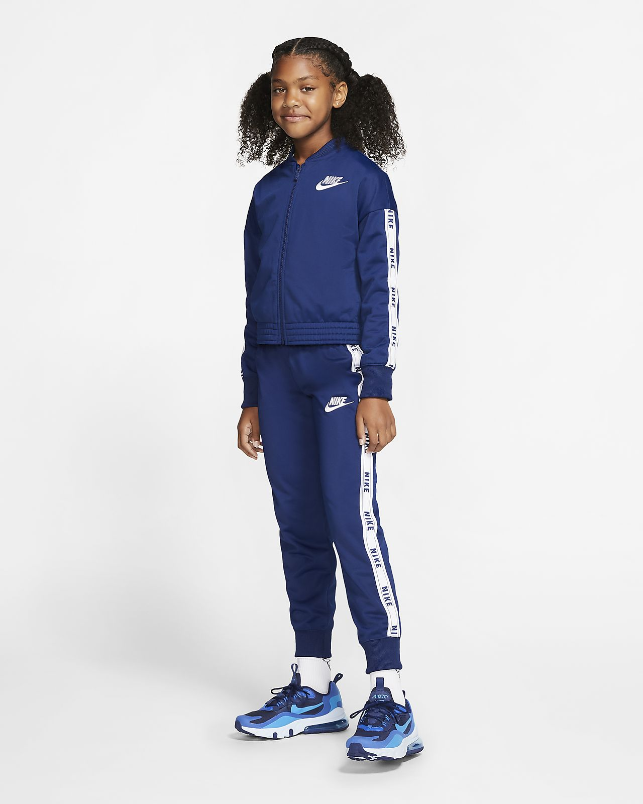 Nike Sportswear Mädchen Trainingsanzug