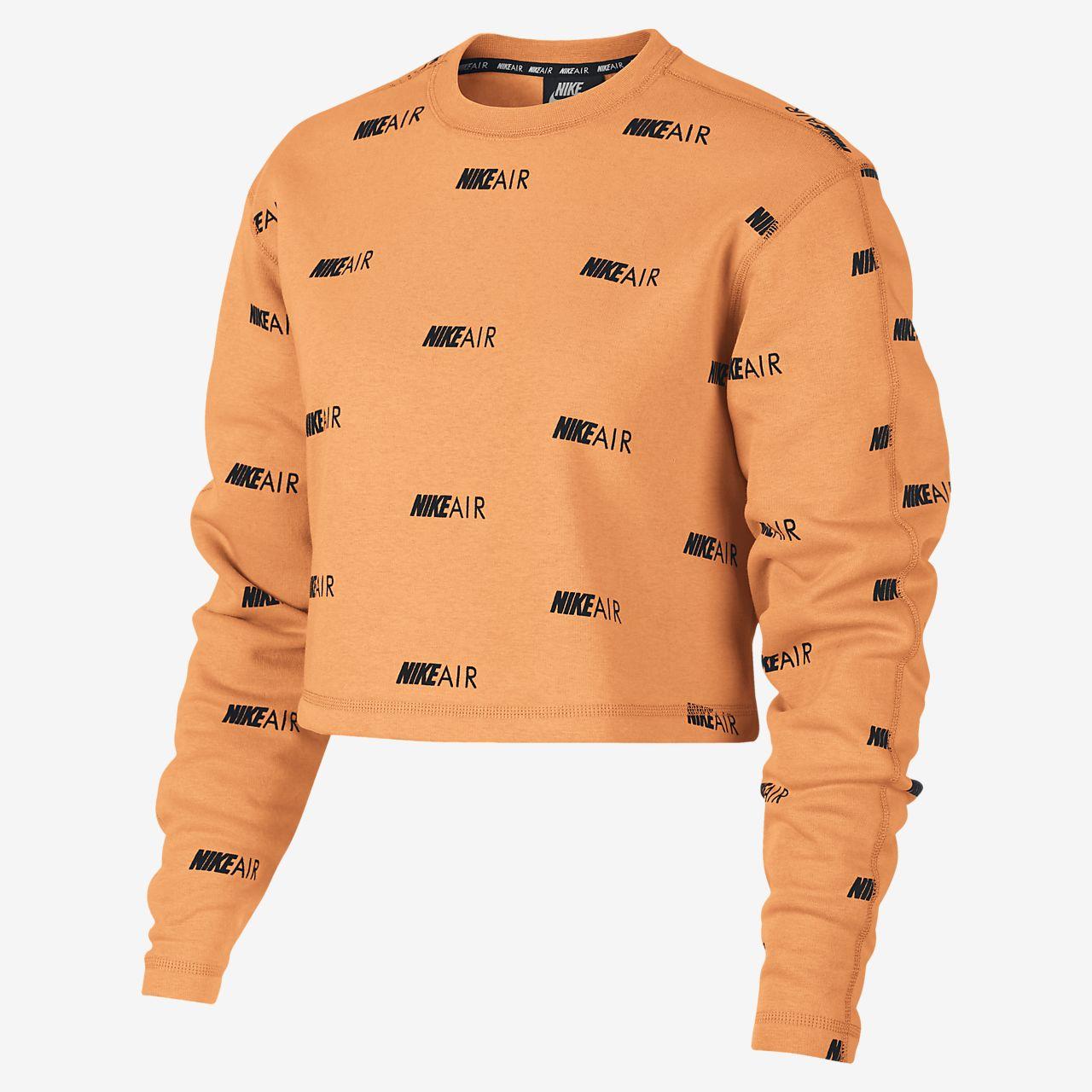 Damska bluza z nadrukiem Nike Air
