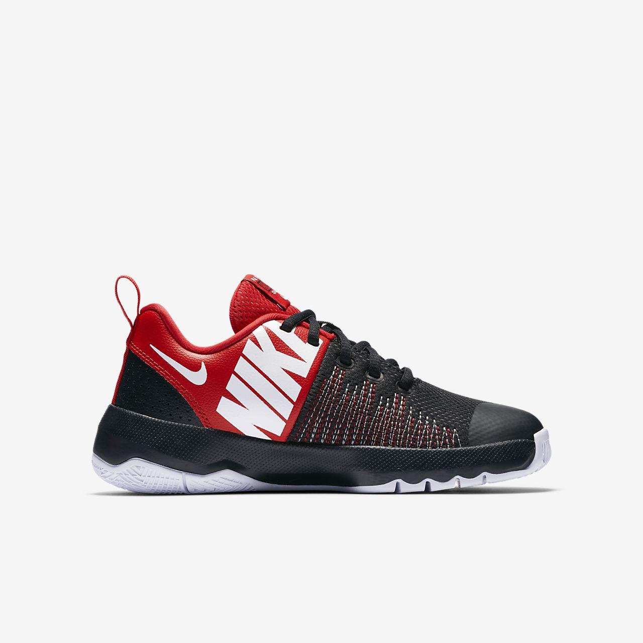 ... Nike Team Hustle Quick Big Kids' Basketball Shoe