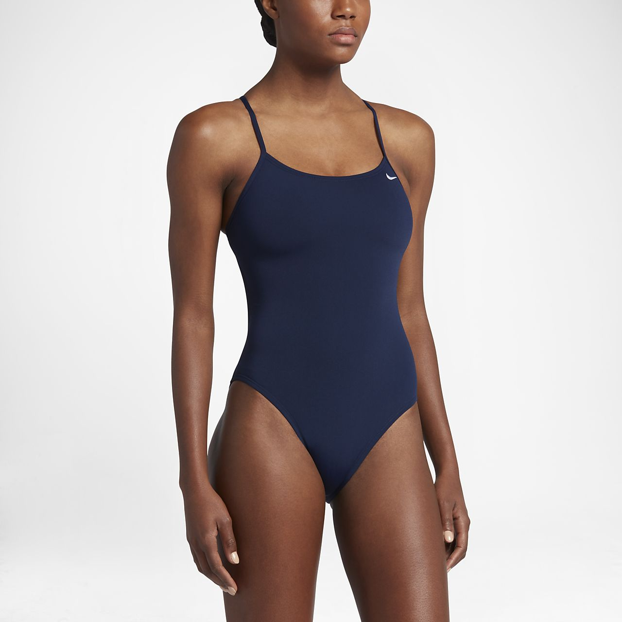 614db700882 Nike Poly Core Performance Cut-Out Women's Tank Swimsuit. Nike.com