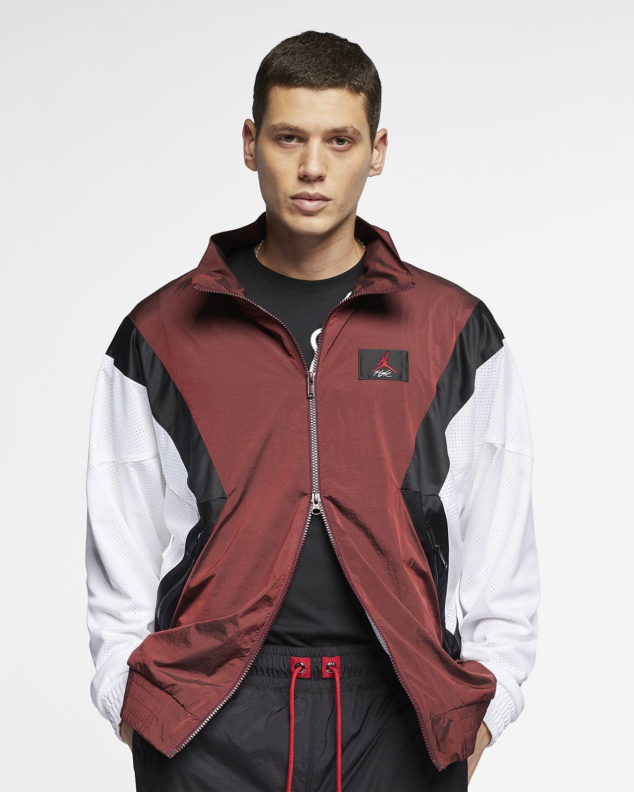 "Jordan Flight ""AJ 5"" Lightweight Warm-Up Jacket"