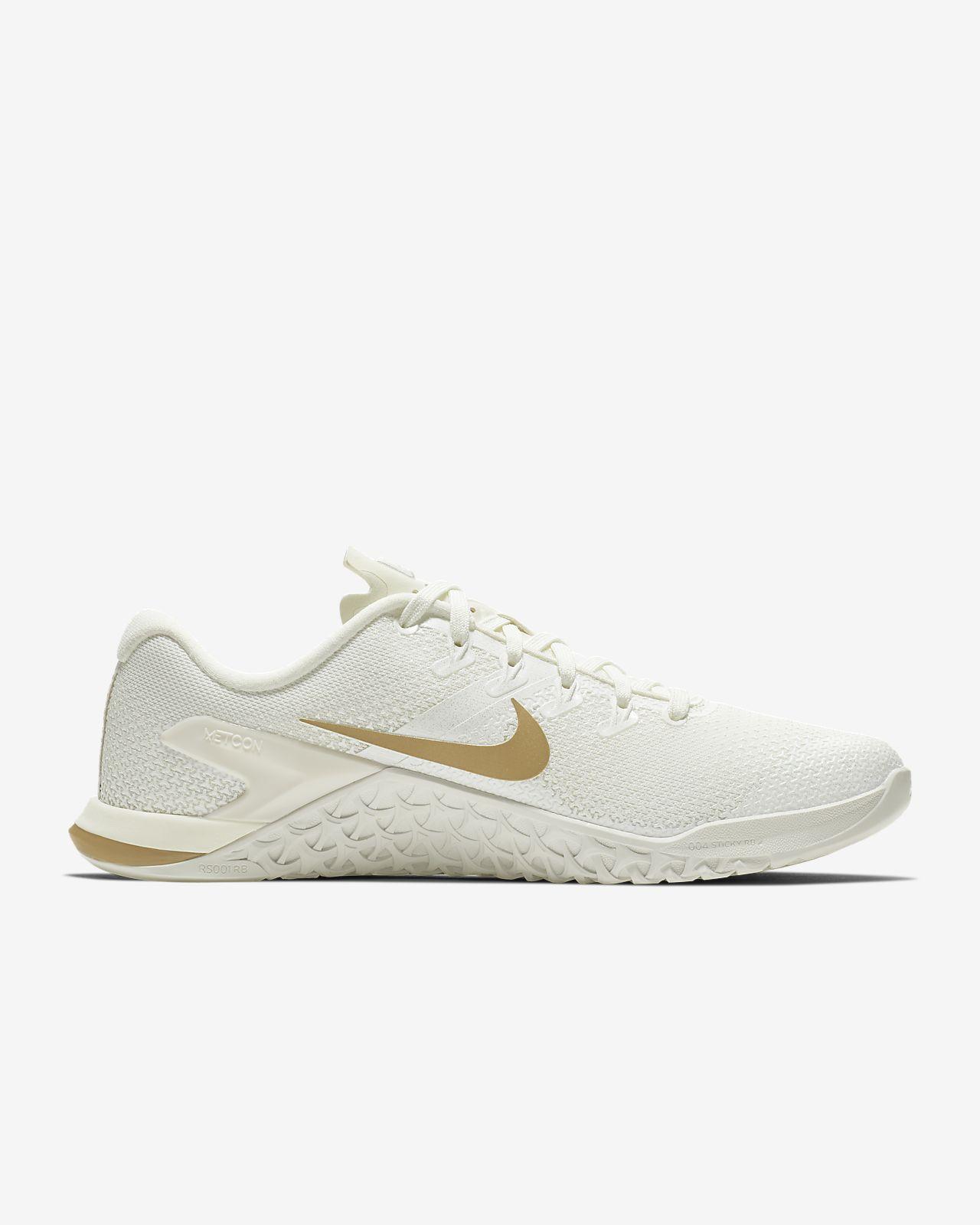 e36bb6d91487c ... Nike Metcon 4 Champagne Women's Cross-Training/Weightlifting Shoe