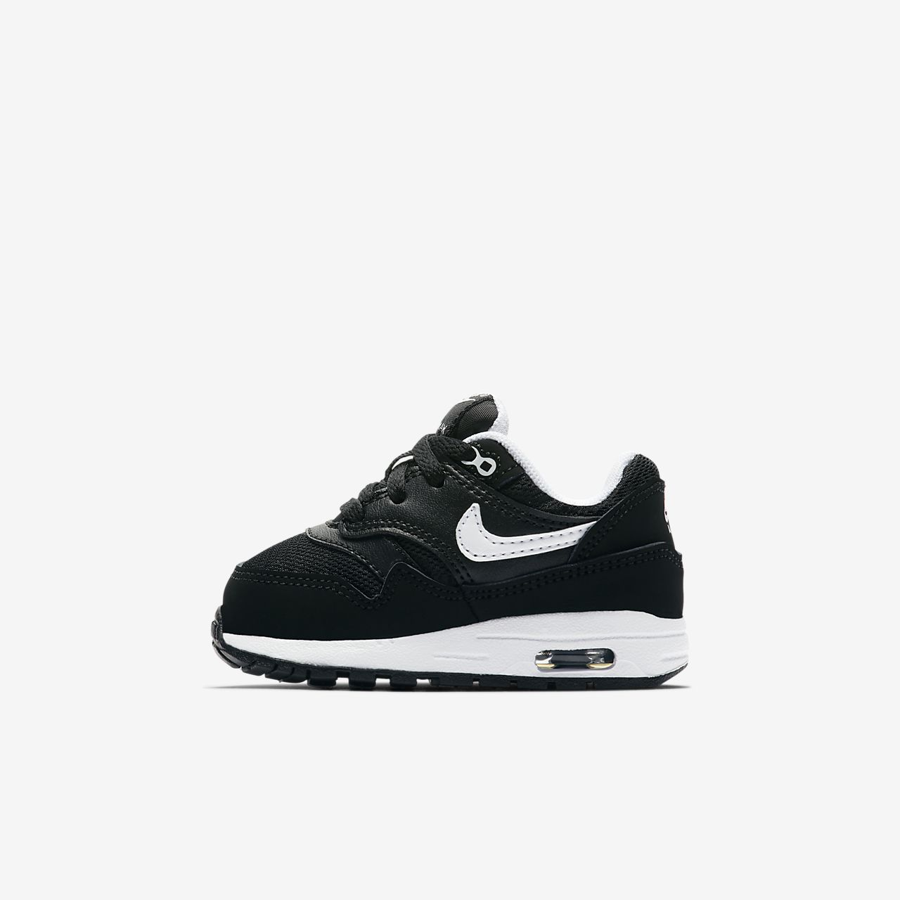 size 40 17628 93309 Nike Air Max 1 Baby   Toddler Shoe. Nike.com LU