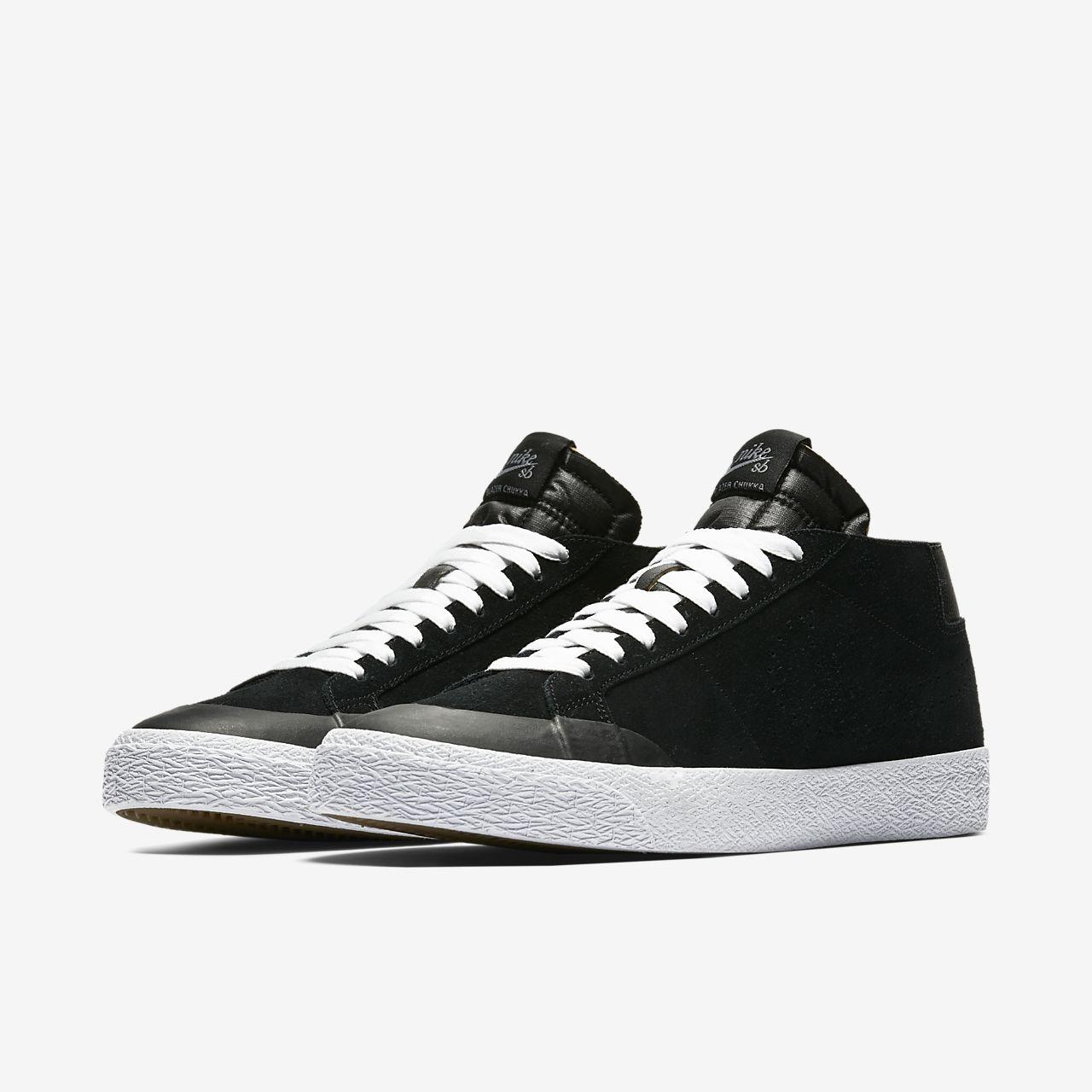 the latest d18d3 49df4 ... Skateboardsko Nike SB Zoom Blazer Chukka XT för män