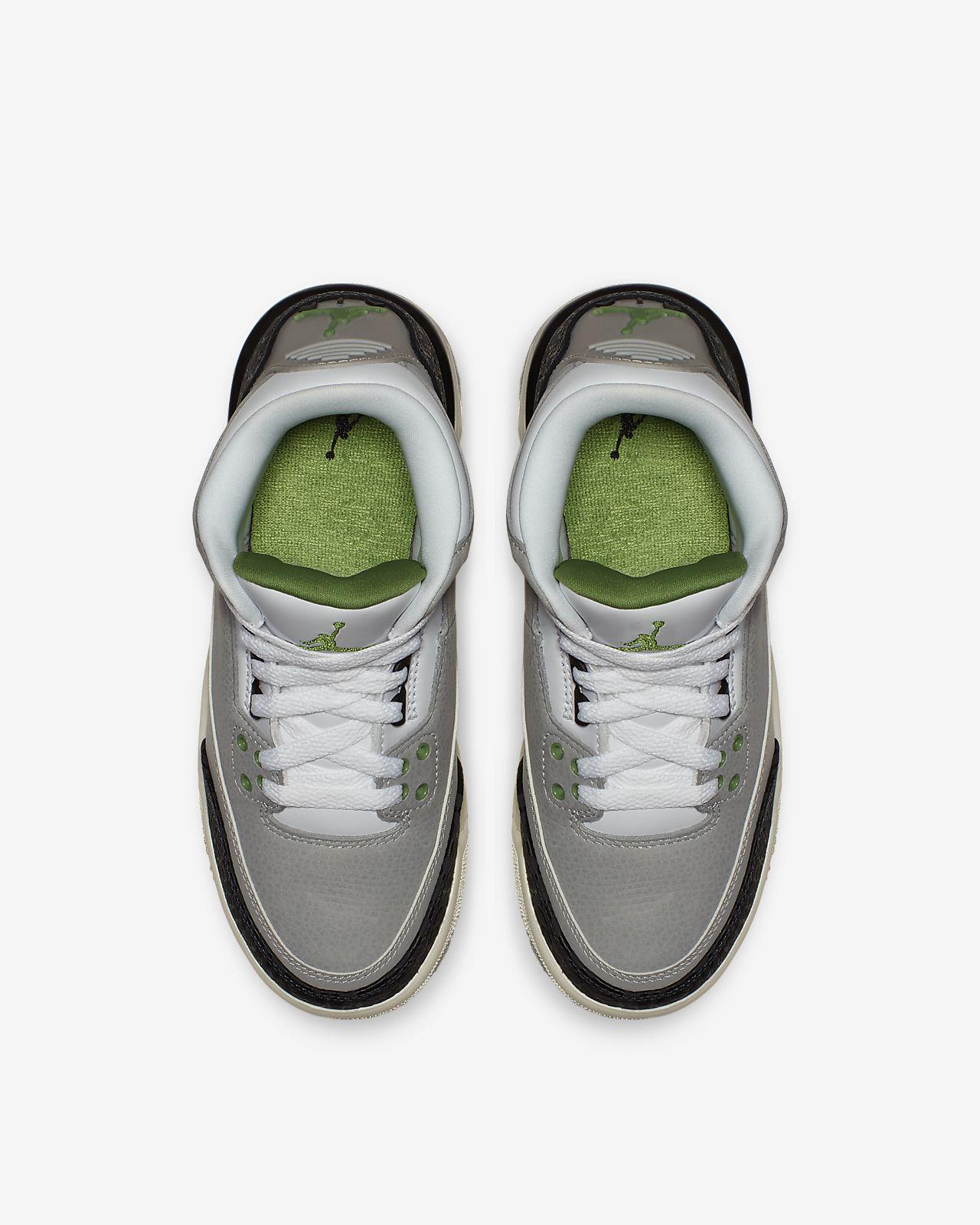 promo code a4866 d0b44 ... Air Jordan 3 Retro Kids  Shoe