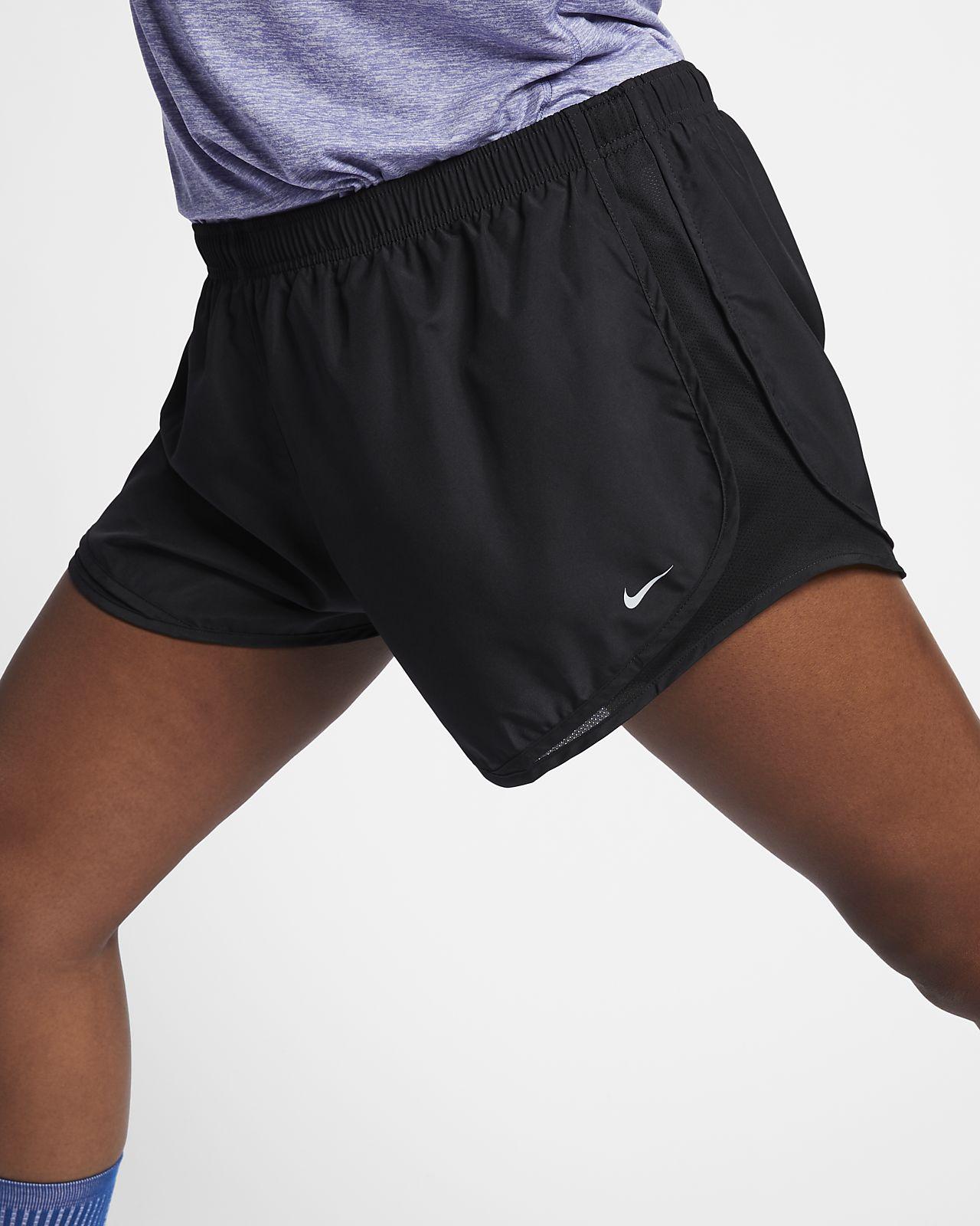 nike shorts running womens