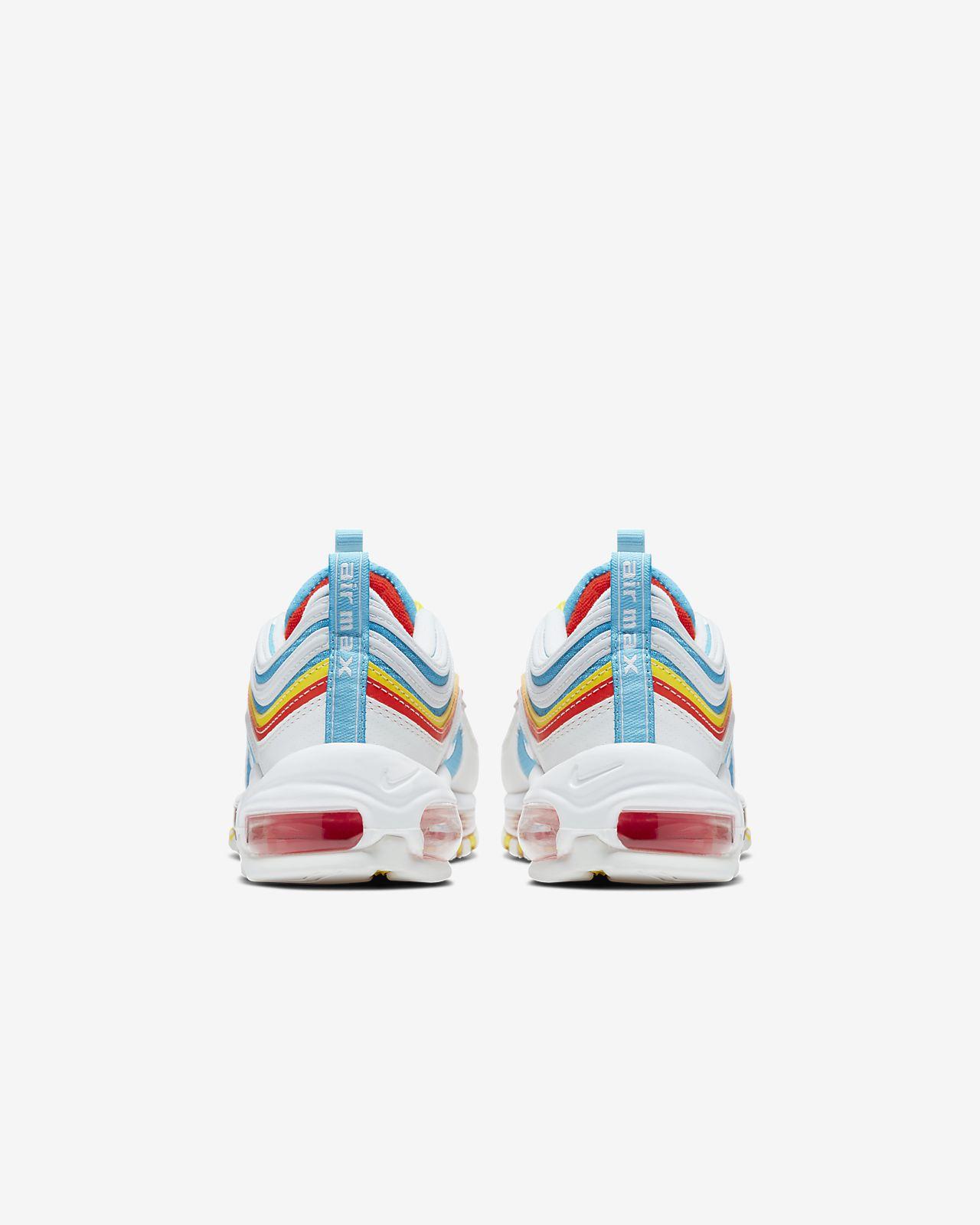 sports shoes 92998 785c2 ... Nike Air Max 97 Big Kids  Shoe