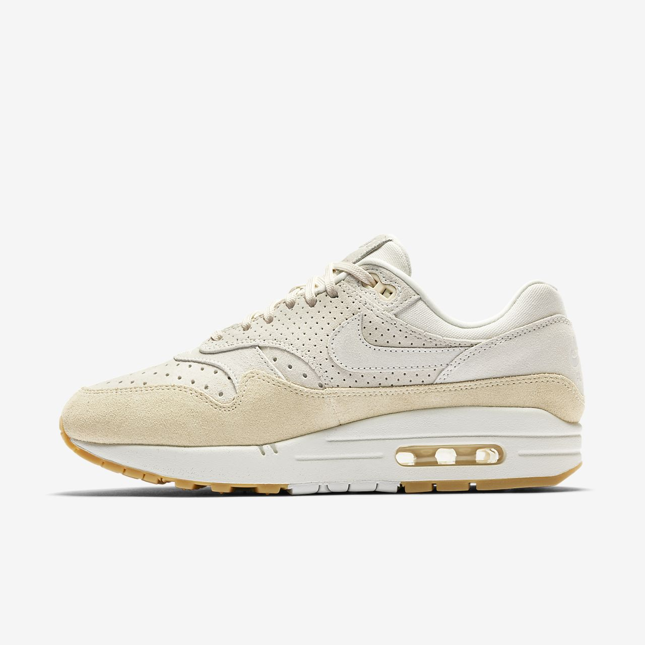 9527237457 inexpensive nike air max 1 premium womens grey 9fa9f 4c25c