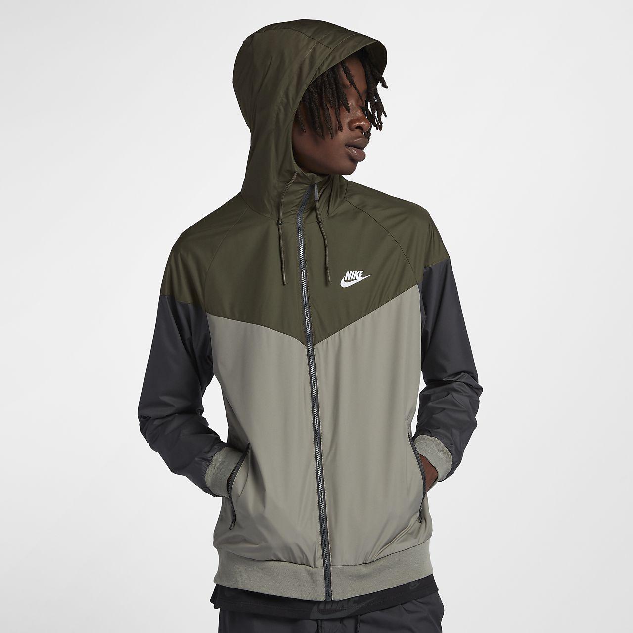 Nike Windbreakers: Models and Patterns 67