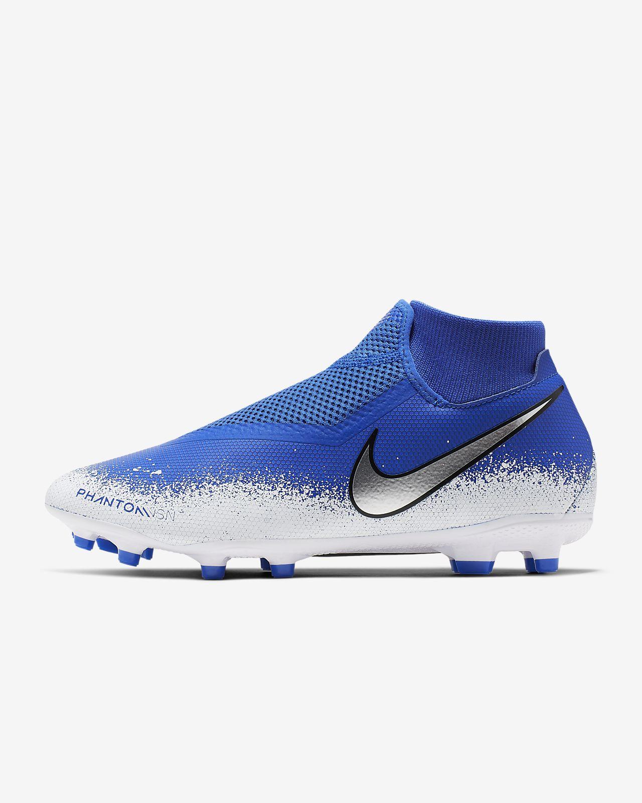 1fe5274710d ... Chaussure de football à crampons multi-surfaces Nike Phantom Vision  Academy Dynamic Fit MG