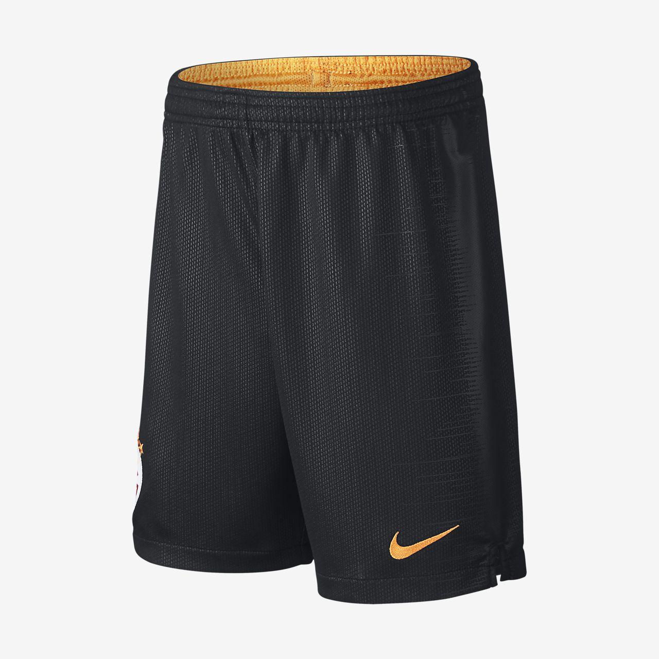 2018/19 Galatasaray S.K. Stadium Home/Away Older Kids' Football Shorts