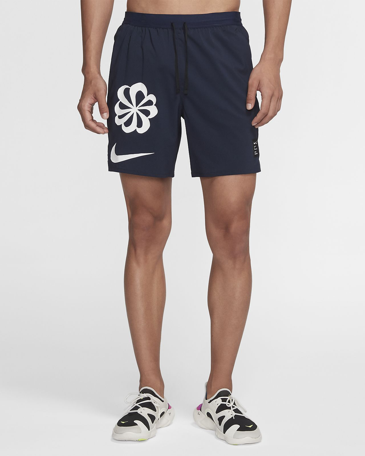 Nike Dri-FIT Flex Stride Men's Graphic Running Shorts
