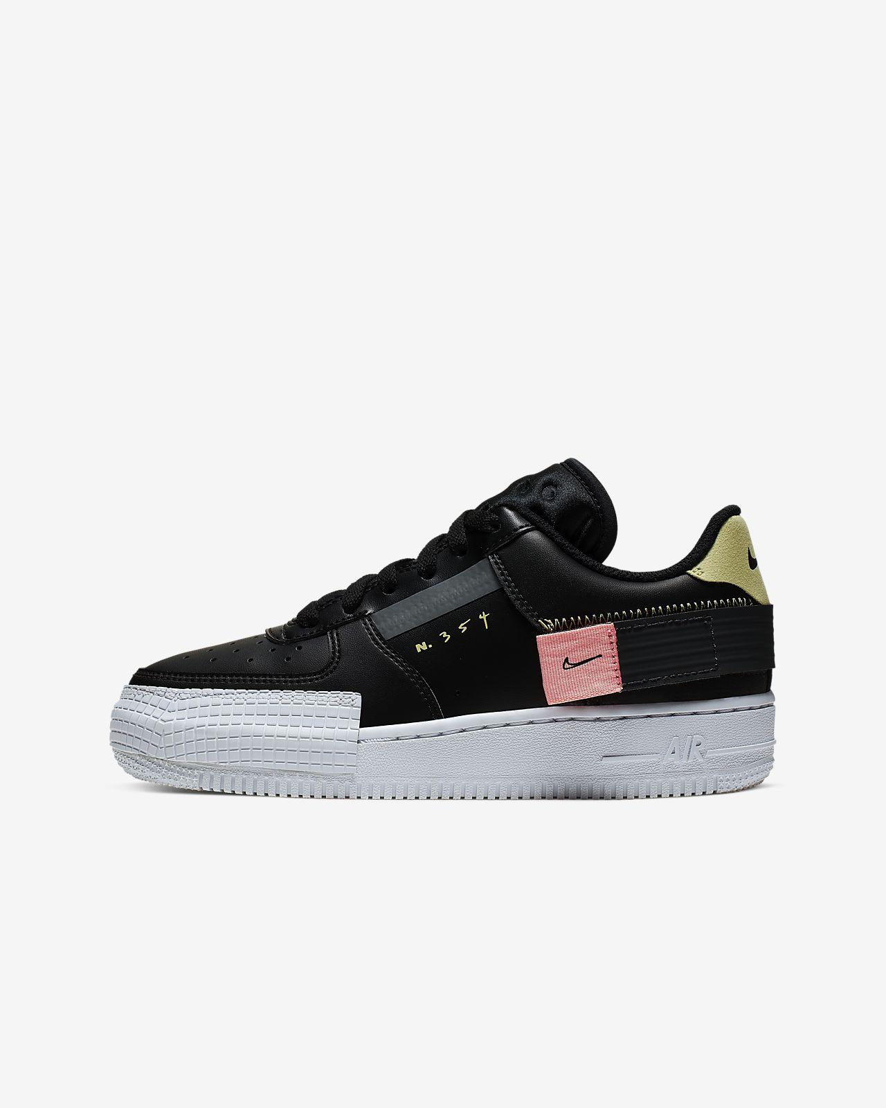 Nike Air Force 1 Type Big Kids' Shoe