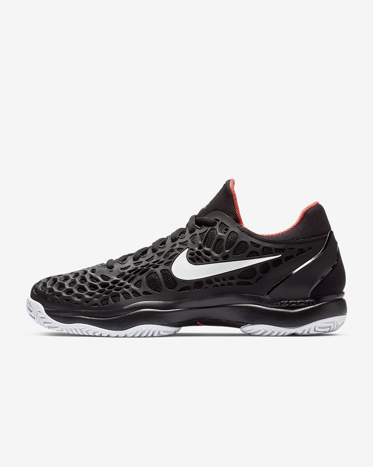 buy popular 001ce b7228 ... Chaussure de tennis pour surface dure NikeCourt Zoom Cage 3 pour Homme