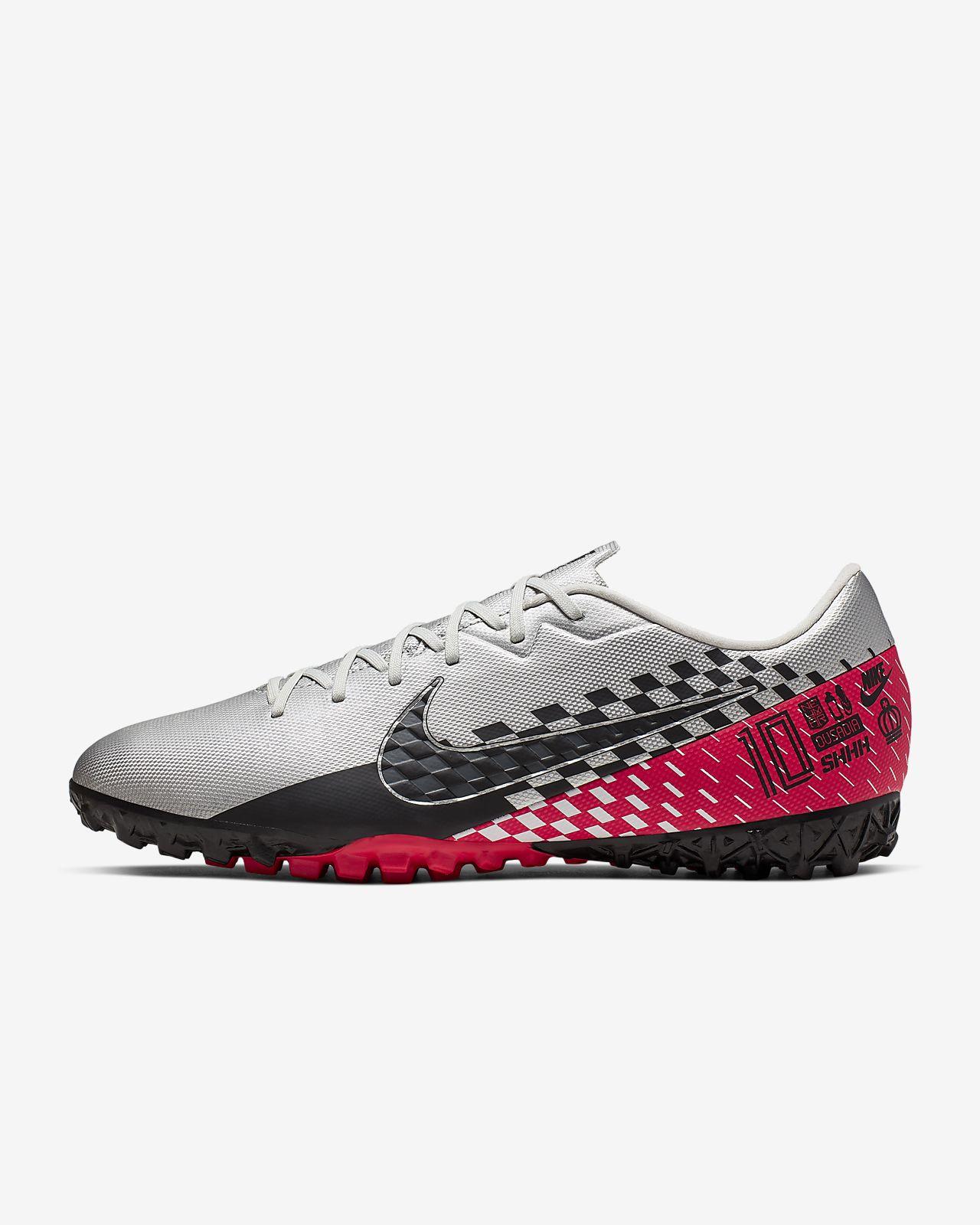 Nike Mercurial Vapor 13 Academy Neymar Jr. TF Artificial Turf Football Shoe