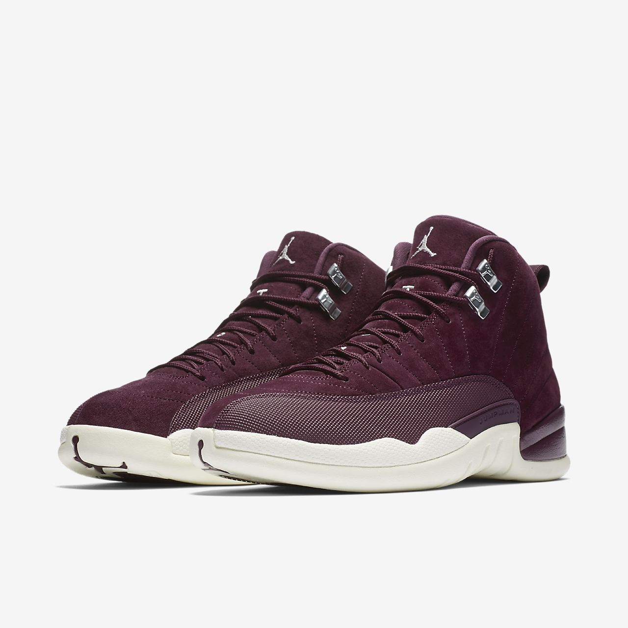 Jordan  Retro Shoes Pink And Black