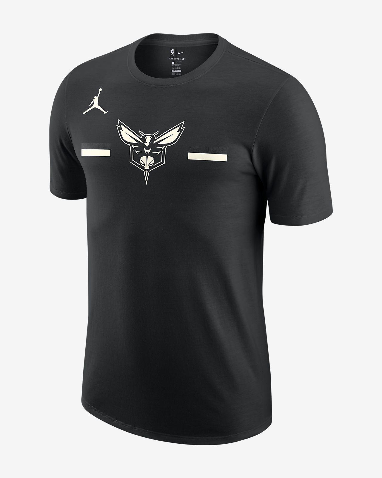 ed242e41c674 Charlotte Hornets Jordan Dri-FIT Men s NBA T-Shirt. Nike.com