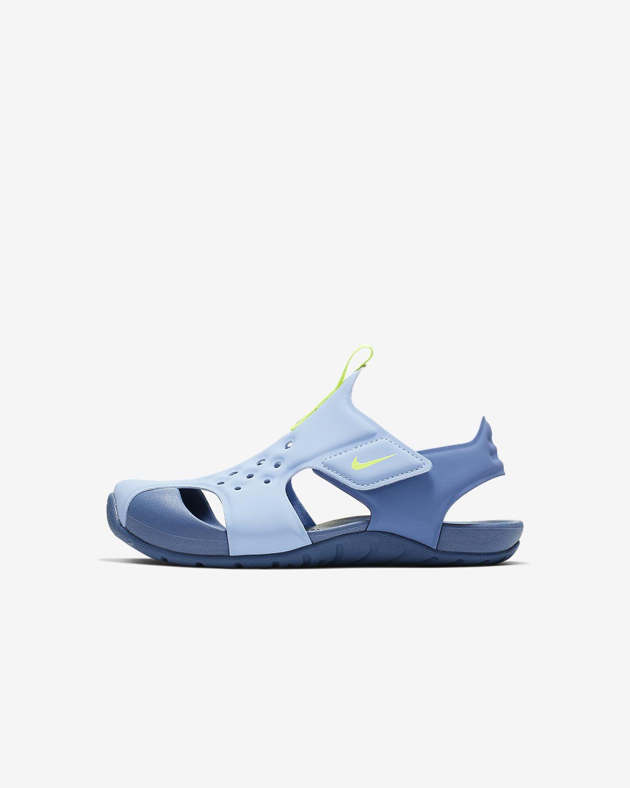e801c5b74dc4 Nike Sunray Protect 2 – sandal til små børn. Nike.com DK