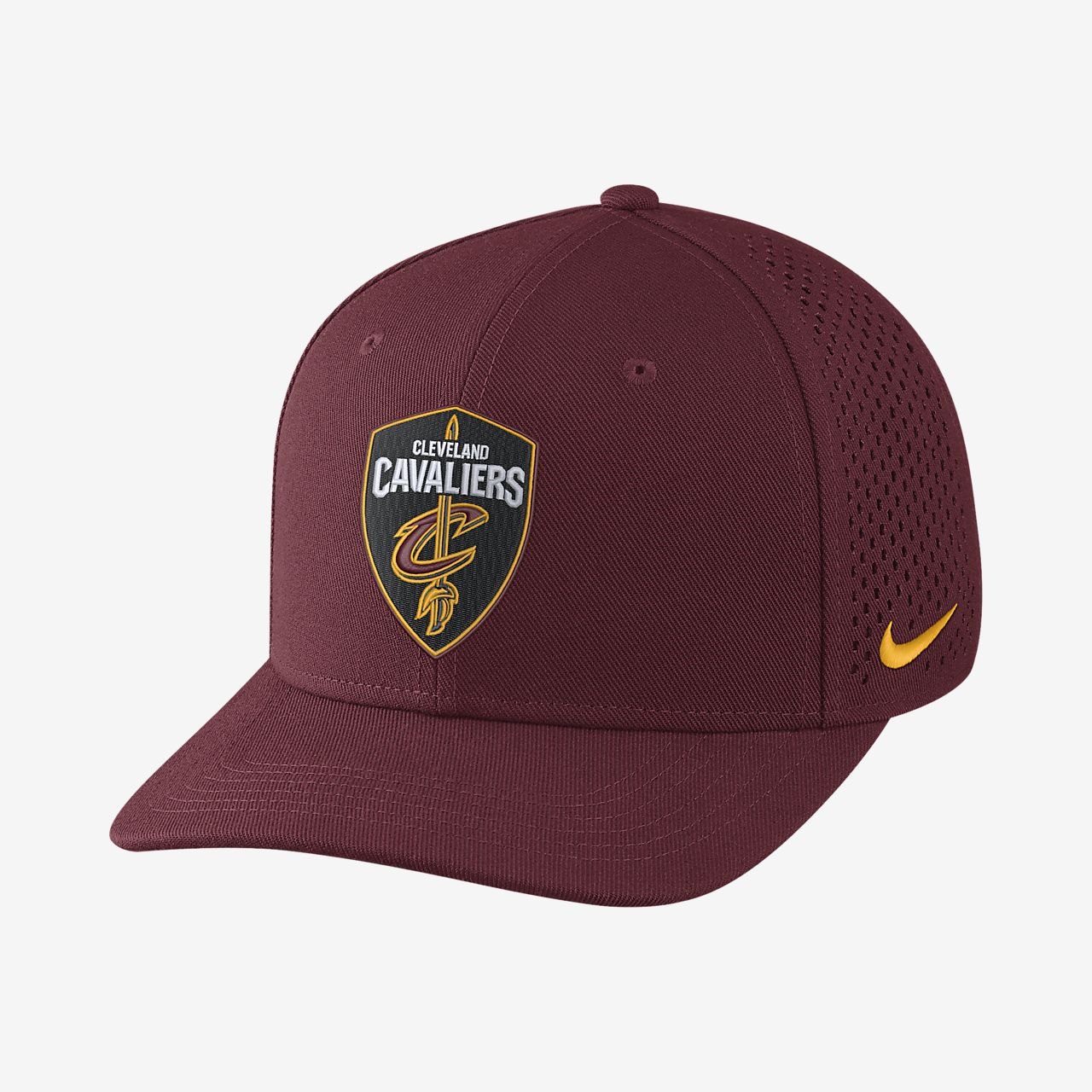 63669e45ce8 Unisex Adjustable NBA Hat. Cleveland Cavaliers Nike AeroBill Classic99