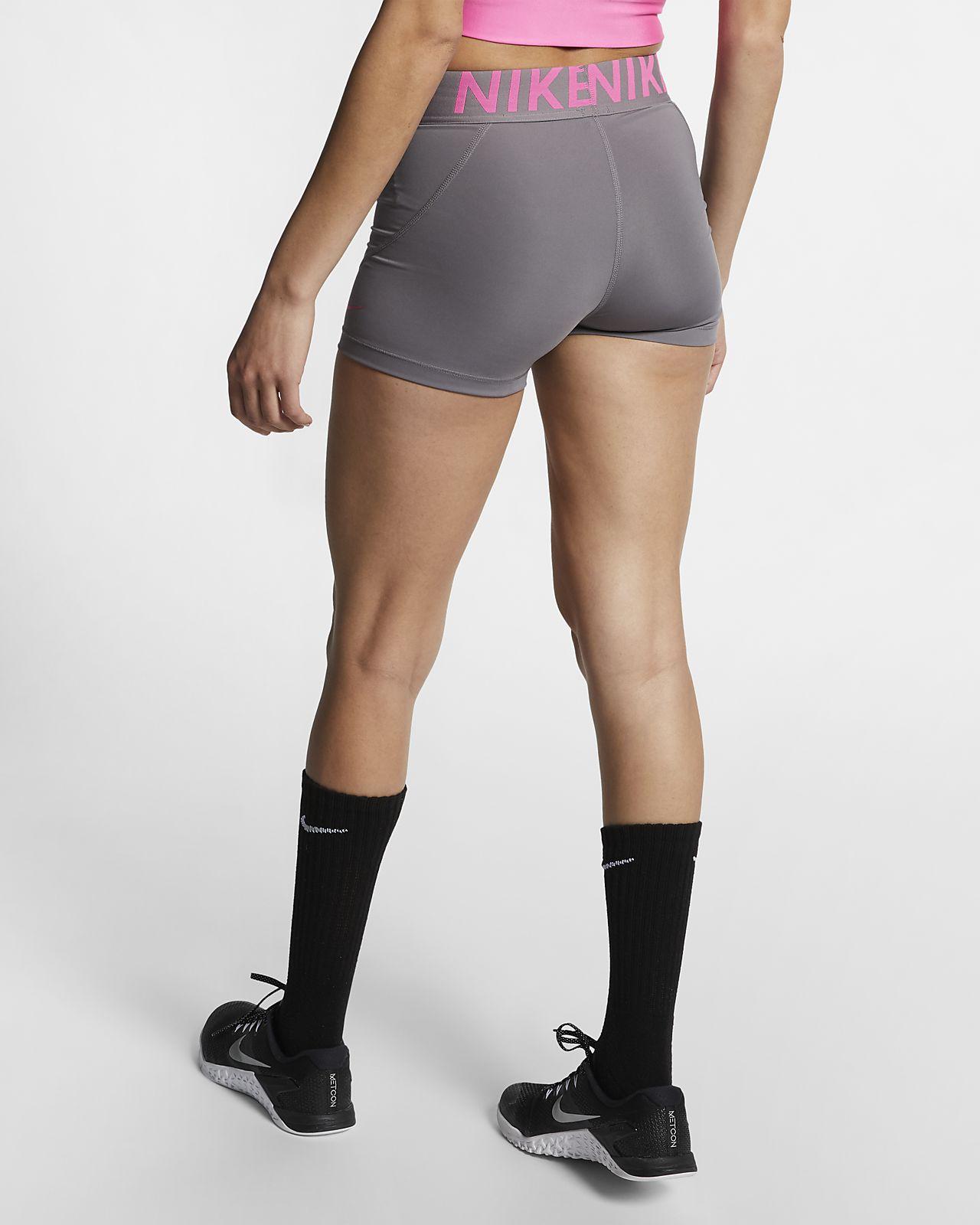 e4e8c5916e ... edzőrövidnadrág Nike Pro 7,5 cm-es női edzőrövidnadrág