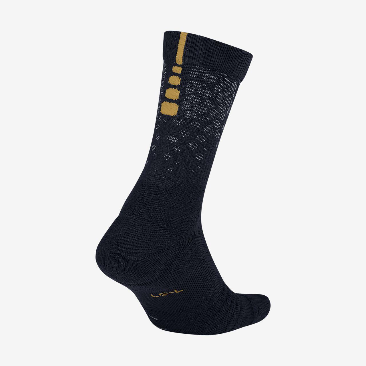 450d7c98ccd8 Nike Elite Quick PG Crew Basketball Socks. Nike.com CA