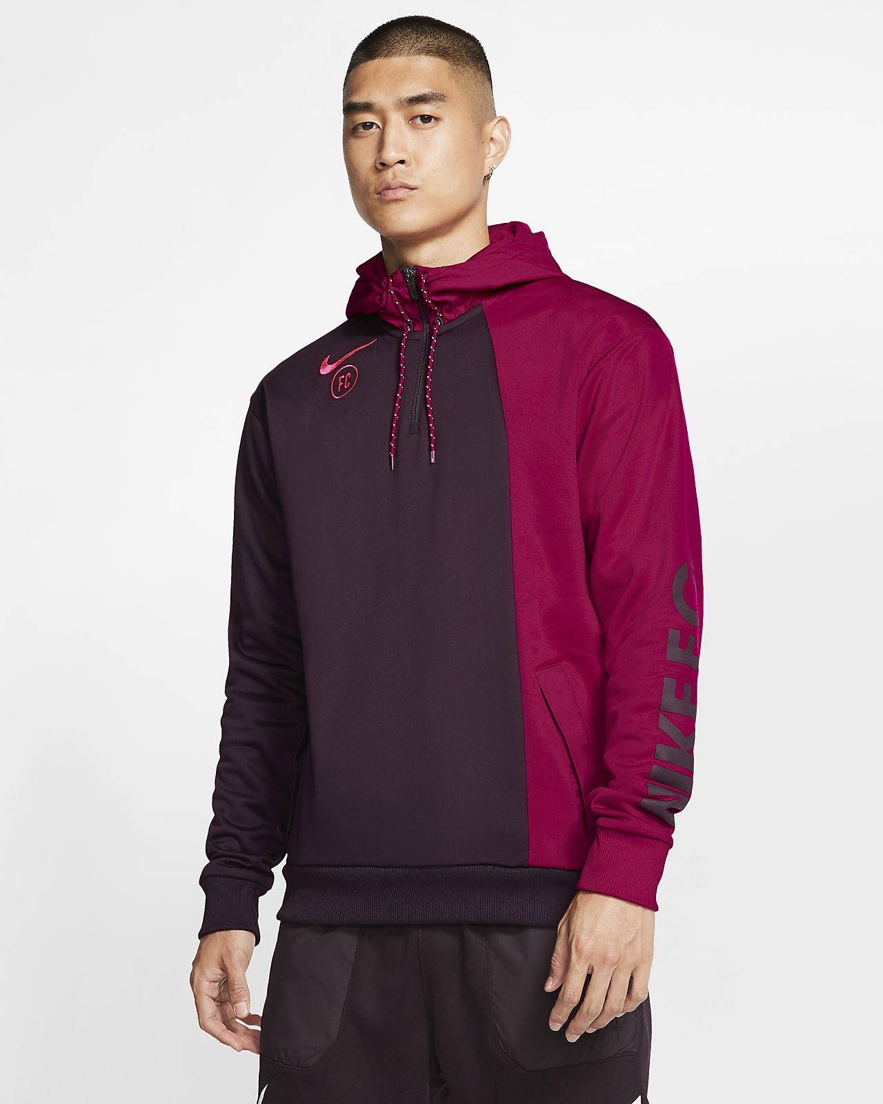Nike Performance KROATIEN HOODIE National team wear Men's