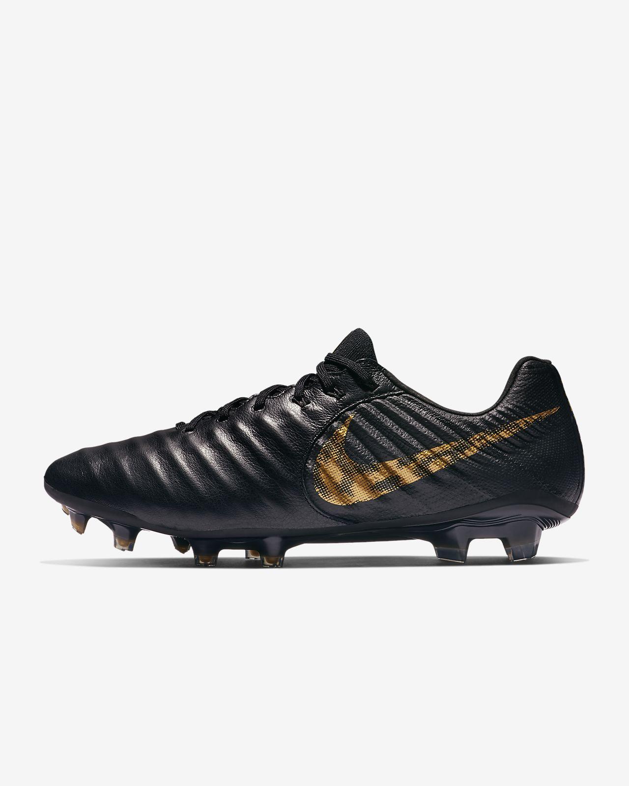 Chaussure de football à crampons pour terrain sec Nike Tiempo Legend 7 Elite FG