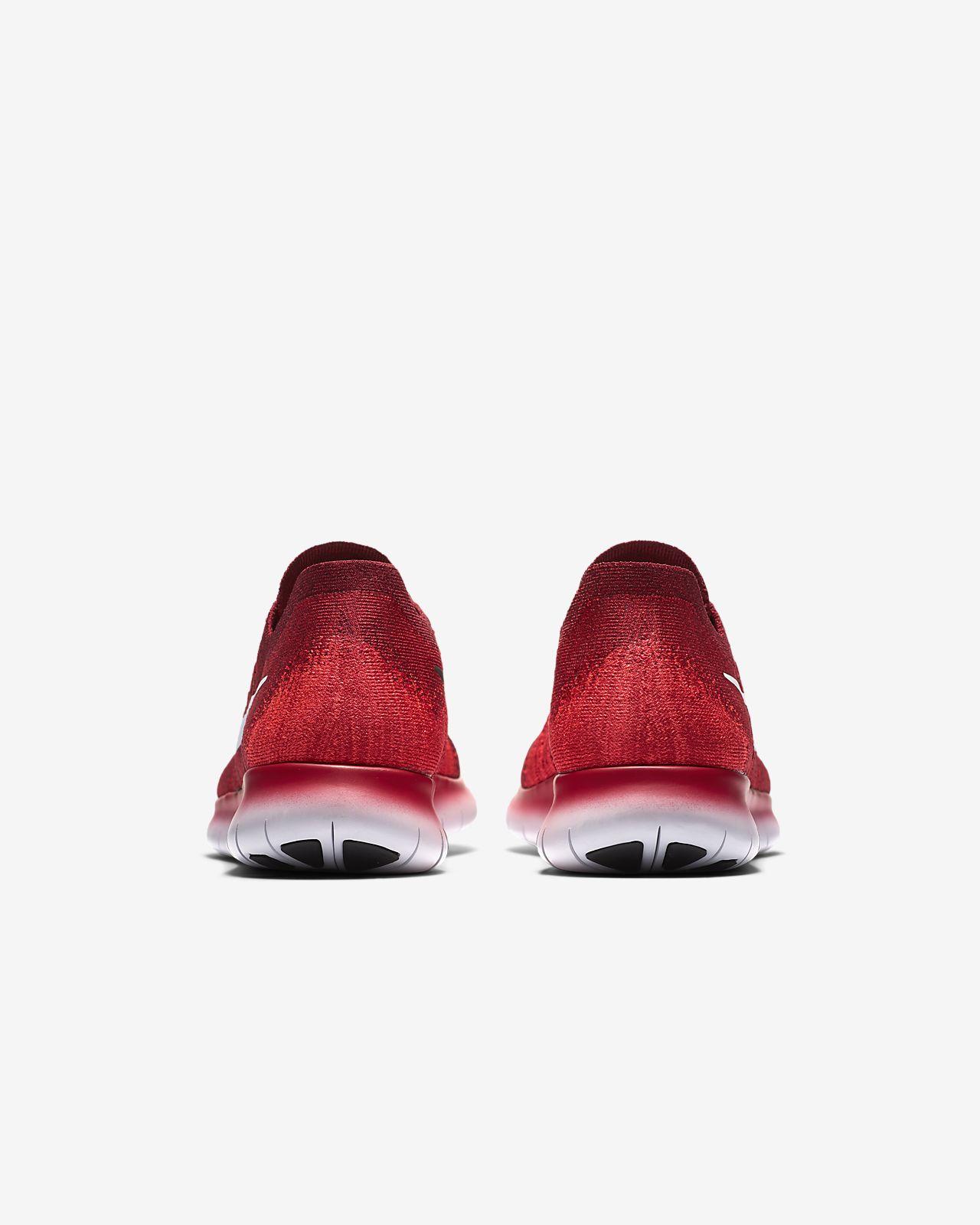 nike free rn 2017 uomo red