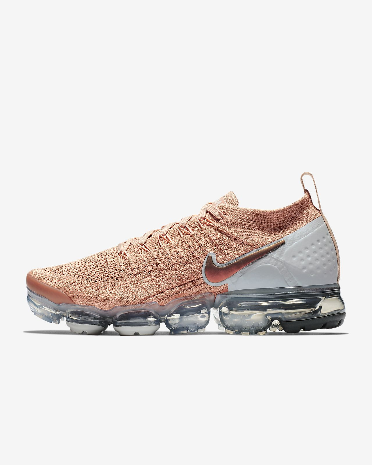 new product 62f85 dc77b ... Nike Air VaporMax Flyknit 2 Women s Shoe