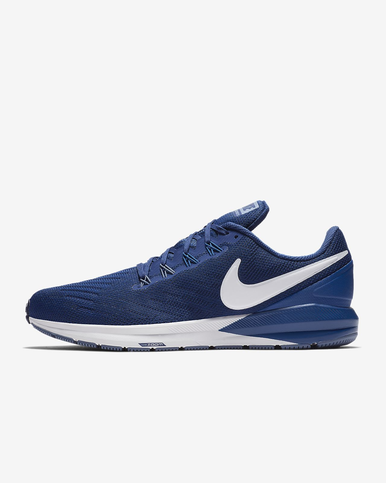 Мужские беговые кроссовки Nike Air Zoom Structure 22 (на широкую ногу)