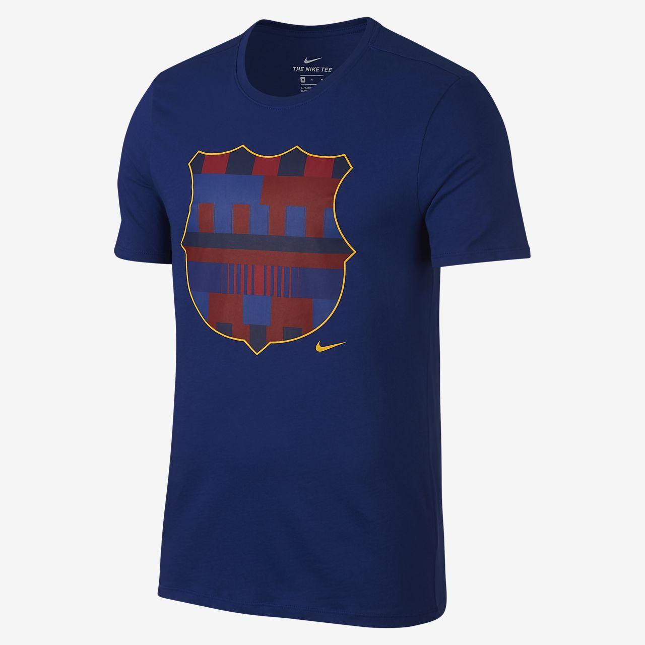 cc97647f1496 Fc Barcelona Nike Tee T Shirt - Querciacb