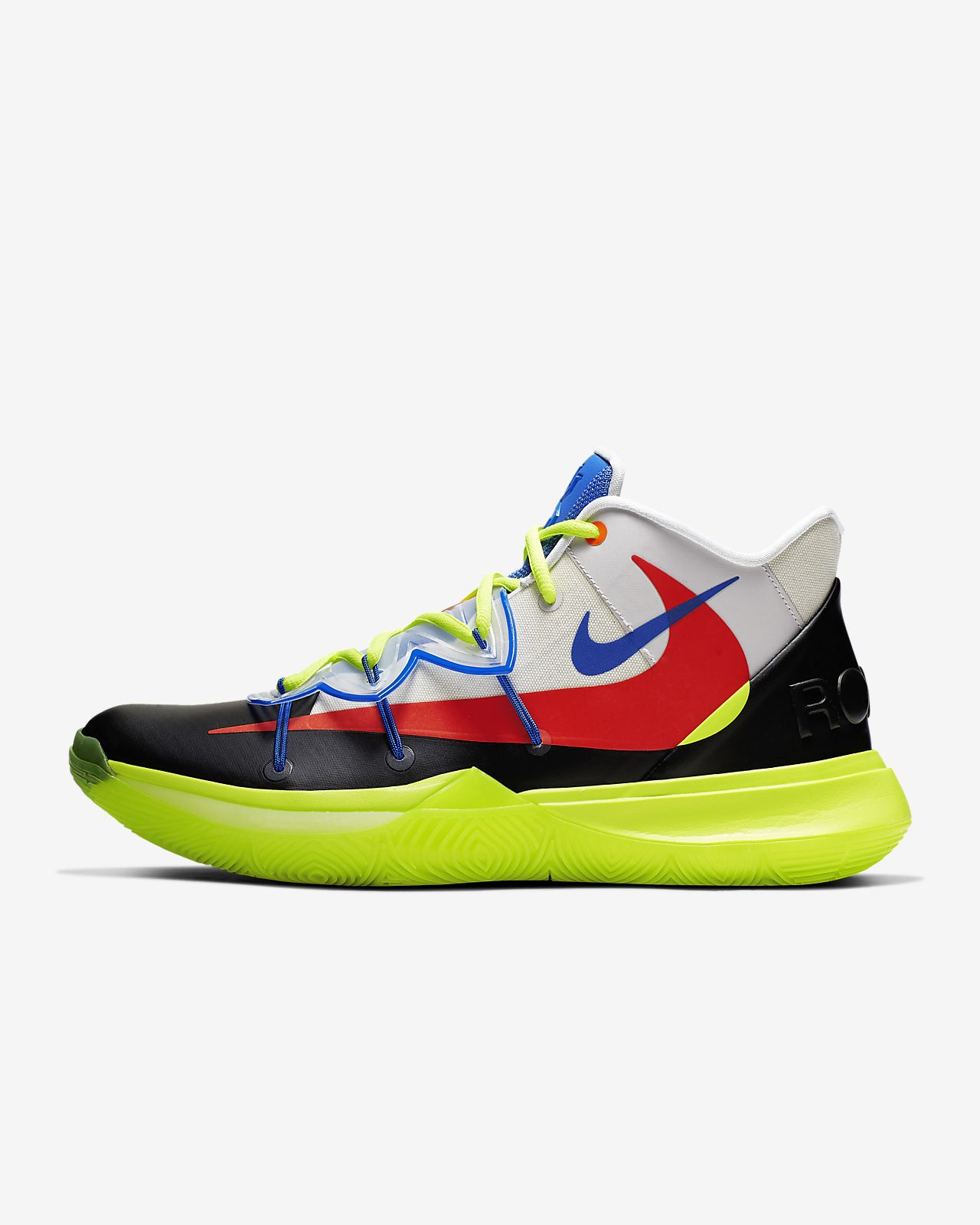 2e24ea587943 Low Resolution Kyrie 5 x ROKIT All Star Basketball Shoe Kyrie 5 x ROKIT All  Star Basketball Shoe