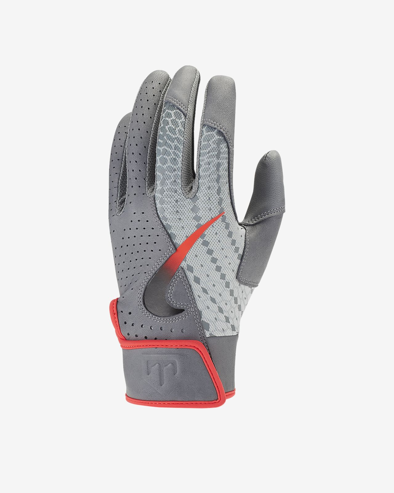 197de28b067 Nike Trout Elite 2.0 Baseball Batting Gloves. Nike.com