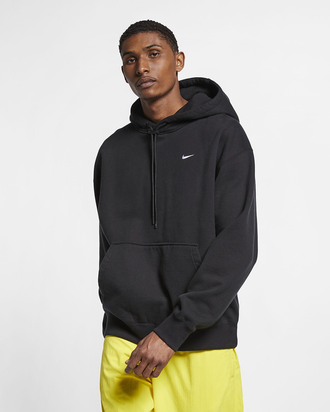 เสื้อมีฮู้ดผู้ชายแบบสวม NikeLab Collection