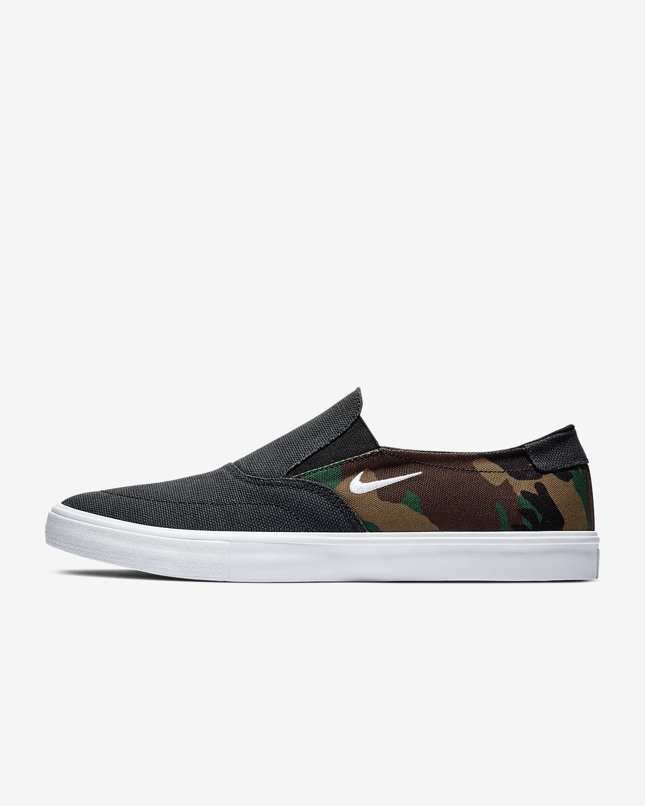 7a4d93f7176 Nike SB Portmore II Solarsoft Slip-on Men s Skateboarding Shoe. Nike ...