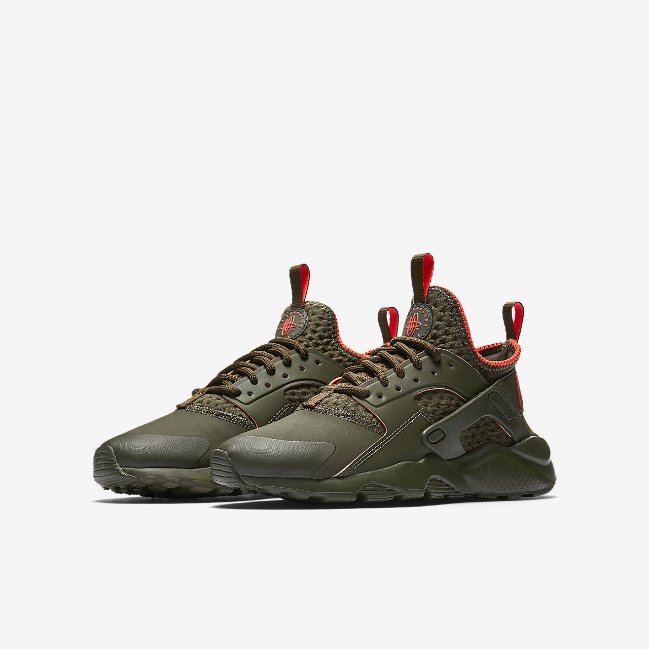 low priced 71c5c c166c Chaussure Nike Air Huarache Run Ultra SE pour Enfant plus âgé.