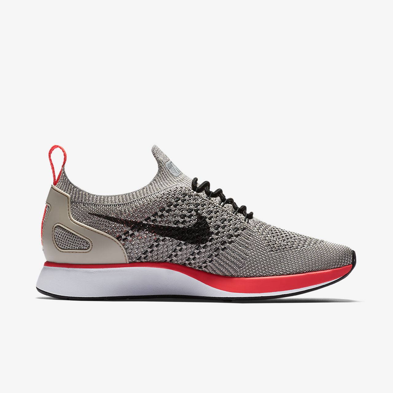 Nike Air Zoom Mariah Flyknit Racer Chaussures Baskets Lo Gris HXCRwyAN