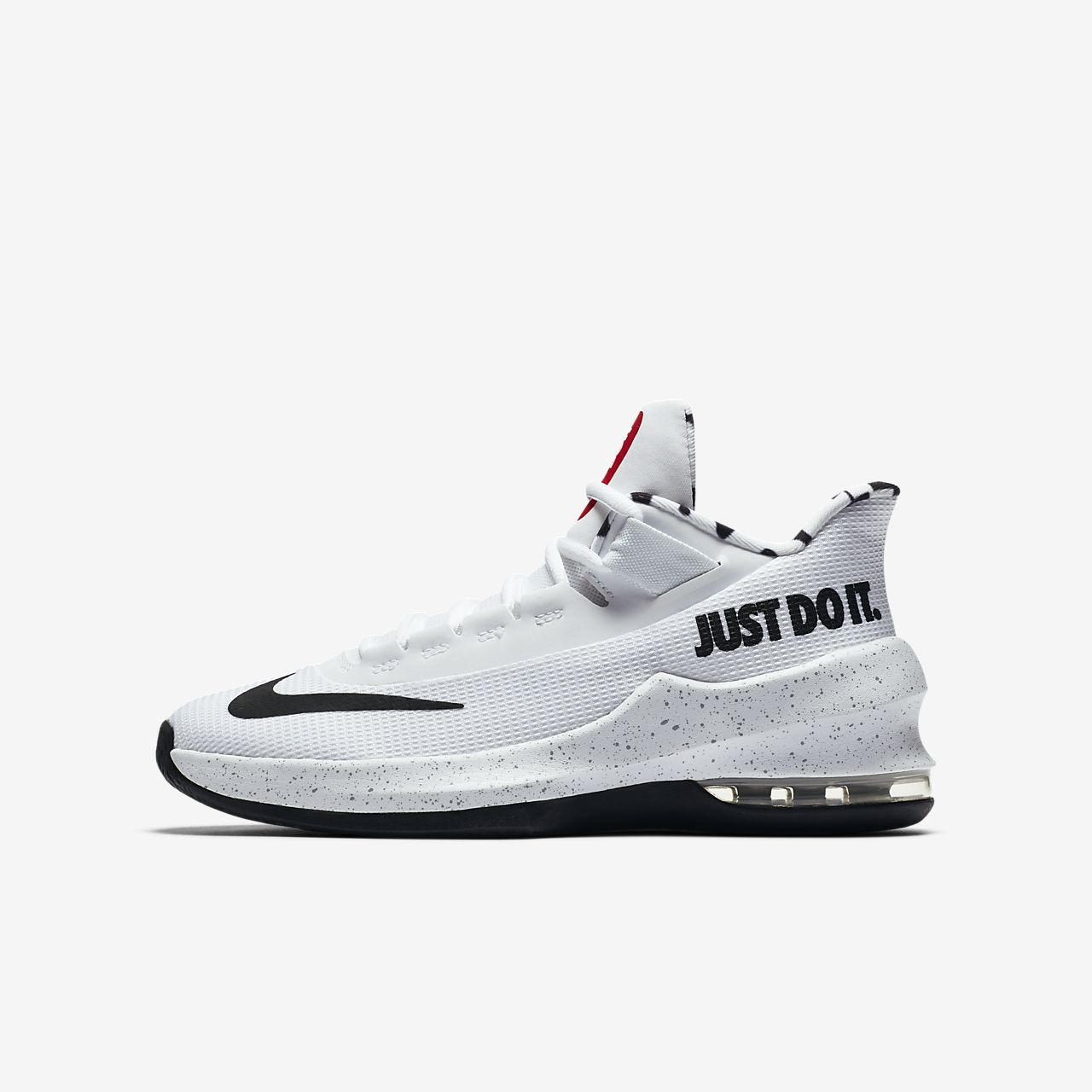 nike air max white kids