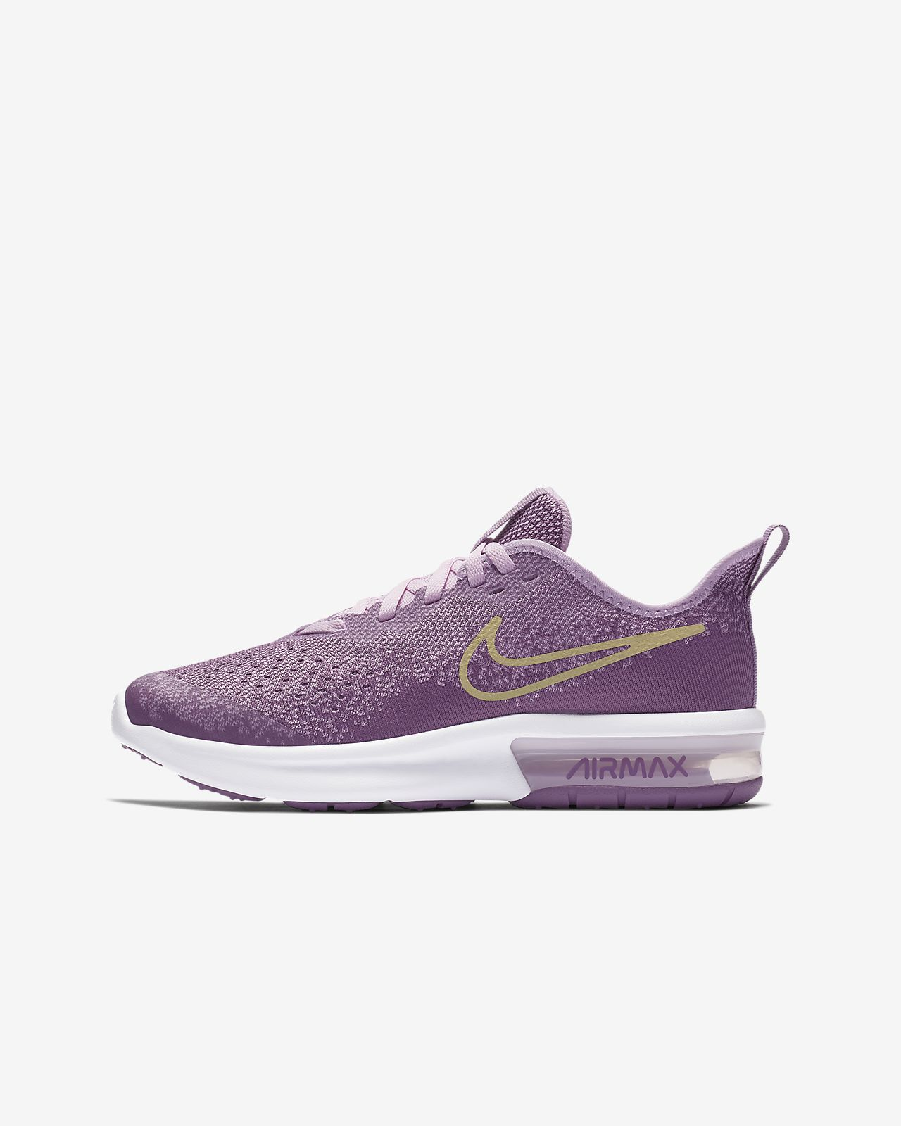 Nike Air Max Sequent 4 Older Kids  Shoe. Nike.com GB f54b9f4ae