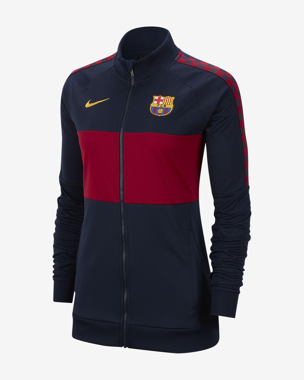 FC Barcelona Damenjacke