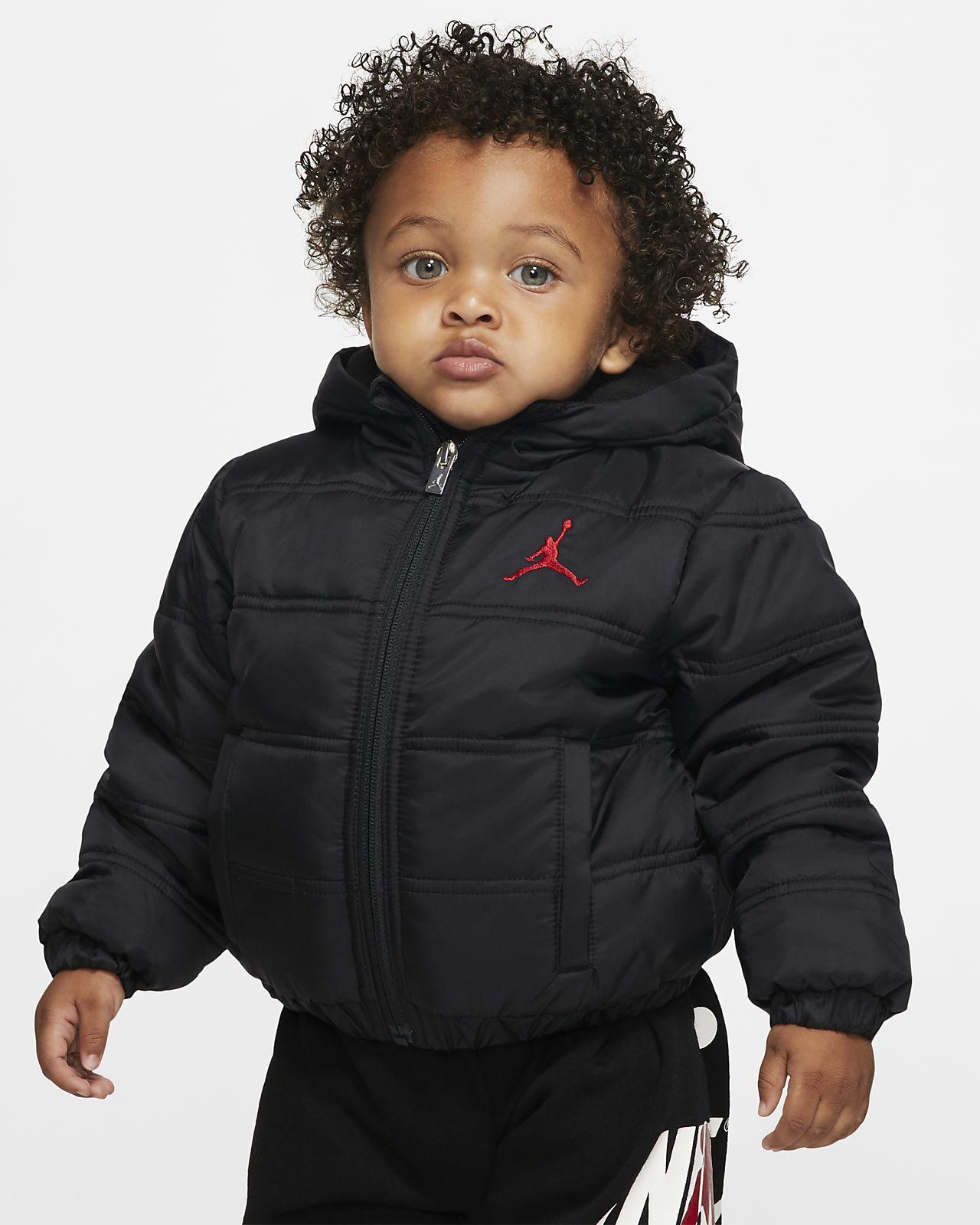 Veste courte à zip Jordan Jumpman pour Bébé (12 - 24 mois)