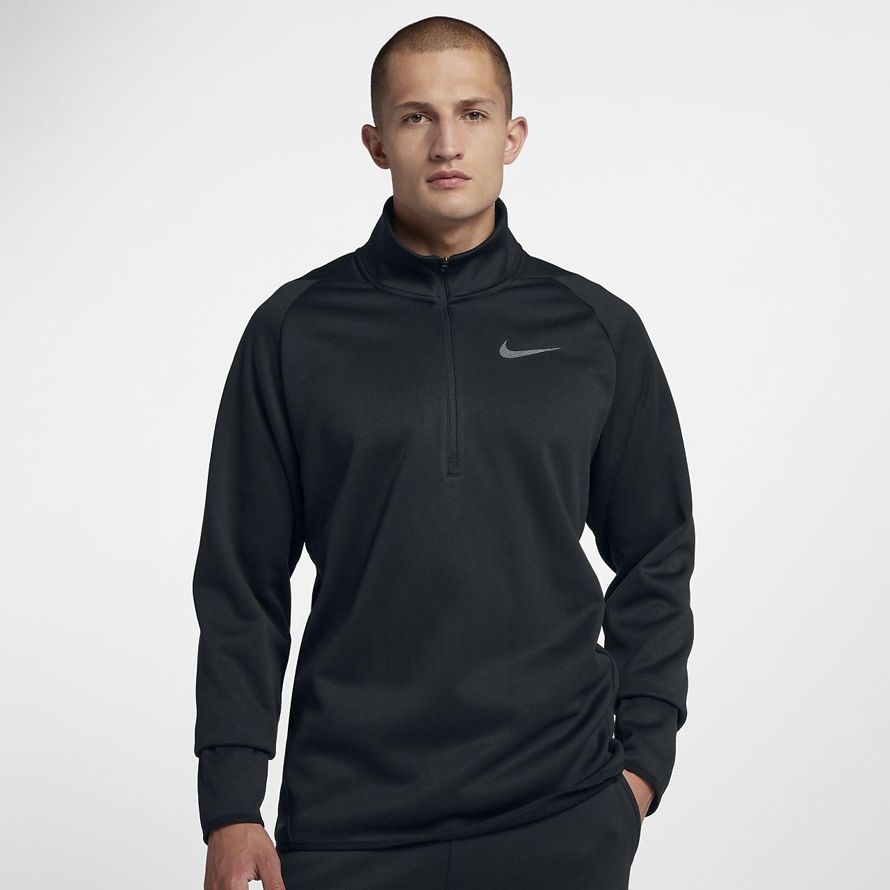 Nike Therma Men's Quarter-Zip Training Top