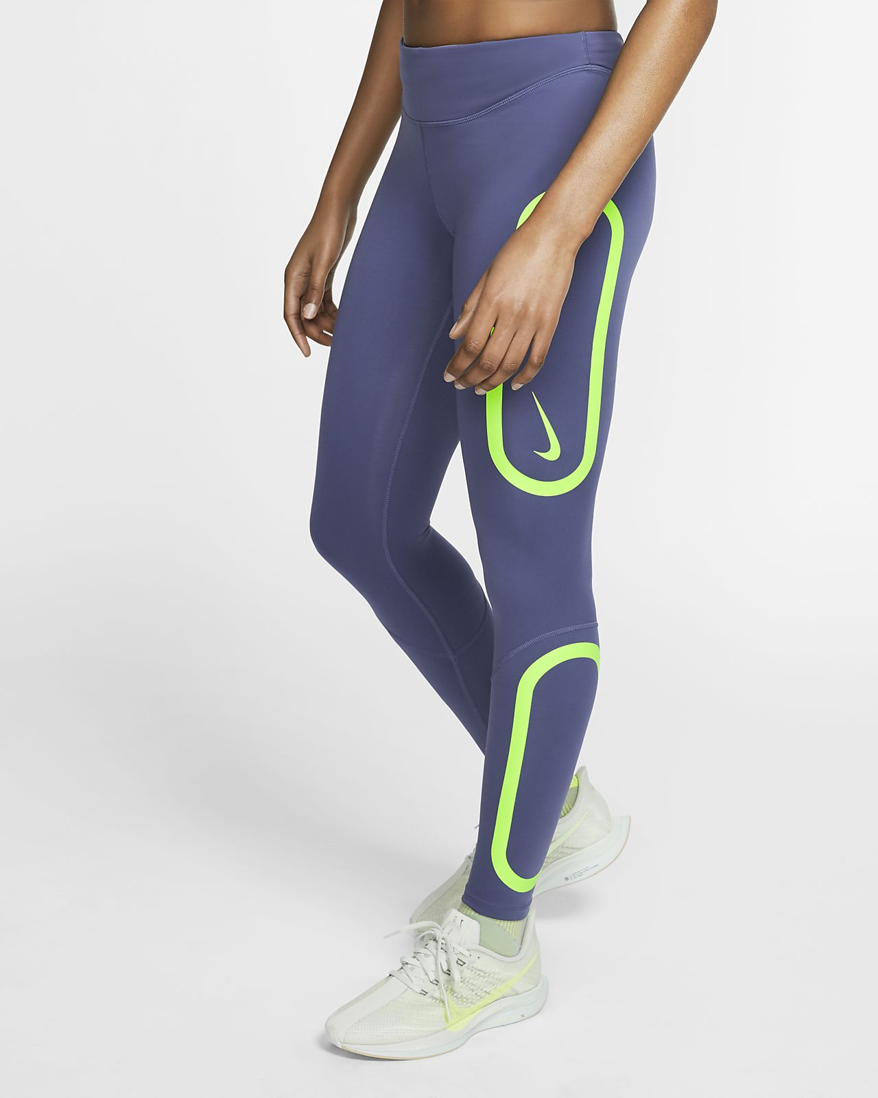 Nike Epic Lux Graphic løpetights for dame