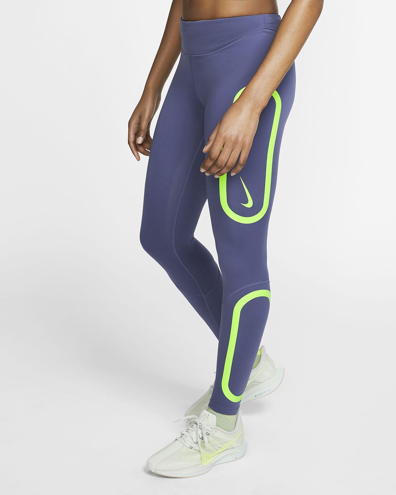 Nike Epic Lux Damen-Lauftights mit Grafik