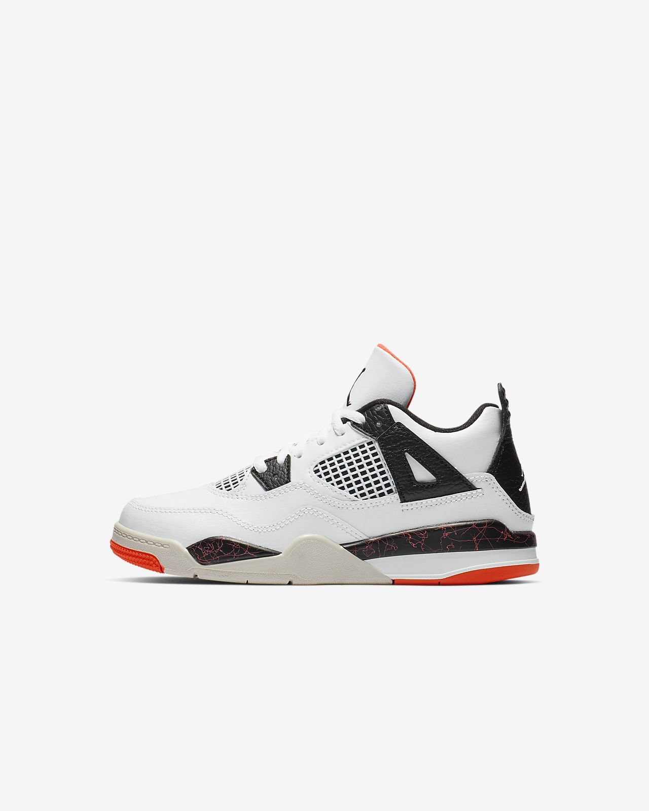 separation shoes 7722a 1bad7 ... Jordan 4 Retro Little Kids  Shoe