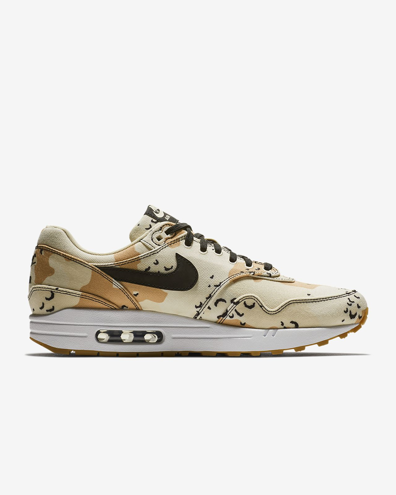 pretty nice 01a18 853cc ... Nike Air Max 1 Premium Men s Shoe