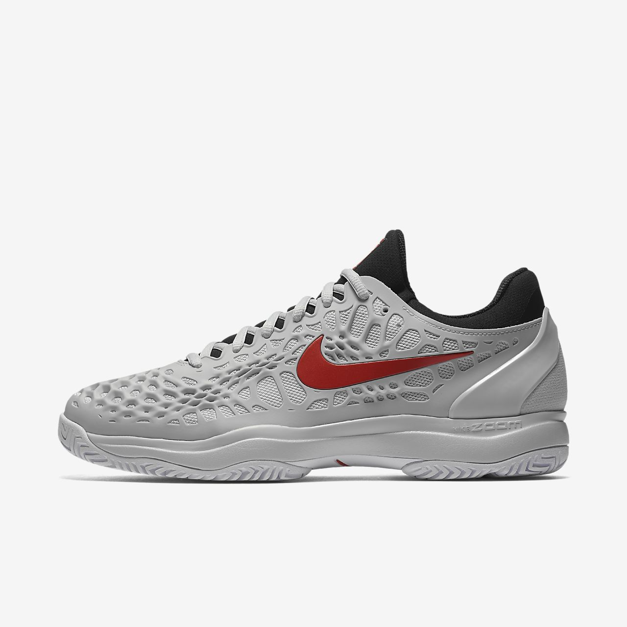Nike Chaussures  de tennis Air Zoom Cage 3 HC Homme Fly London
