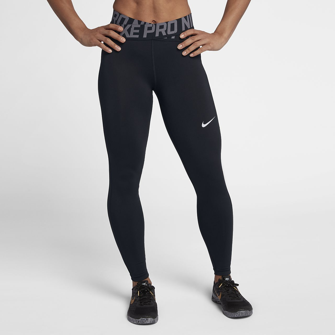 Nike Pro Intertwist Women s High-Rise Tights. Nike.com NZ 5fb90b309f8d