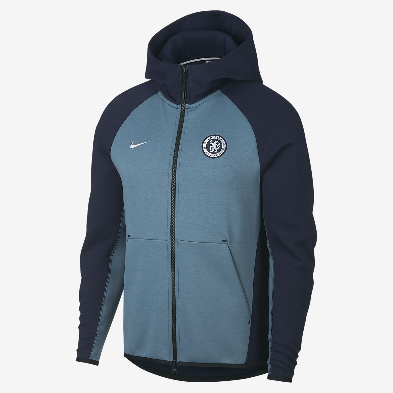 fa4467f5ccb1 Chelsea FC Tech Fleece Men s Full-Zip Hoodie. Nike.com GB